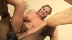Zoe Holiday takes his cock from pussy to mouth and ass to mouth